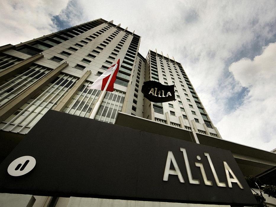アリラ ジャカルタ宿泊(デラックスルーム/毎朝食付き) モダンでシンプルなデザインのホテルでゆったりと~♪繁華街にも近く観光や出張にも便利な立地|ガルーダインドネシア航空・羽田発着直行便利用|4日間|