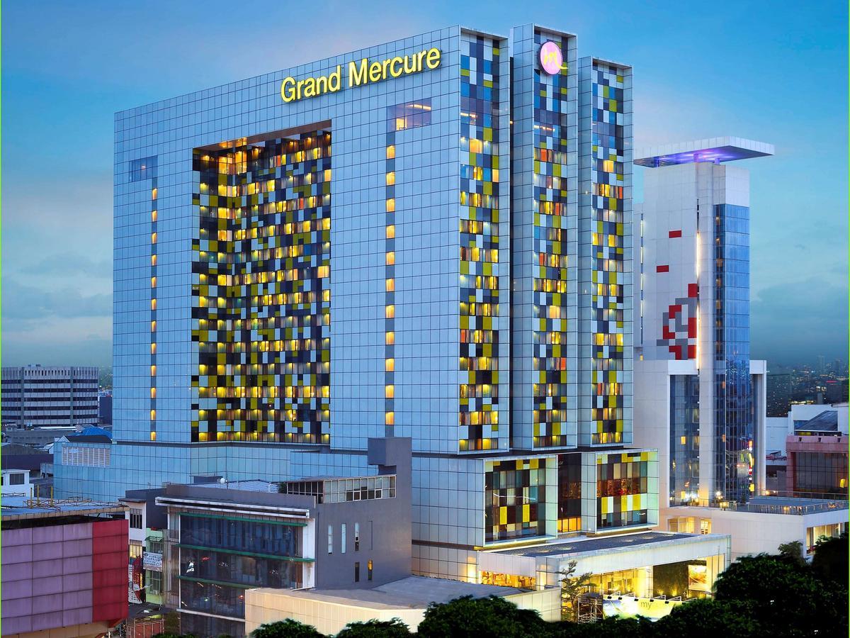 グランド メルキュール ジャカルタ ハーモニー宿泊(スーペリアルーム/毎朝食付き) ジャカルタリピーターに人気のホテル・ショッピングモールも目の前♪♪|ガルーダインドネシア航空・羽田発着直行便利用|4日間|