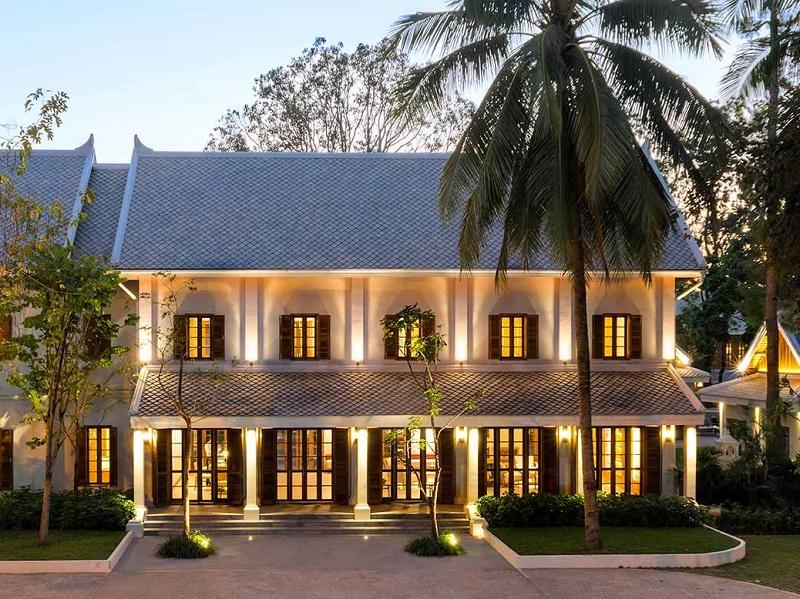 エレガンス薫る新ホテル アゼライ・ルアンパバンに泊まる ひとり旅 /世界遺産の中にあるホテルにのんびり3泊ステイ往復送迎付