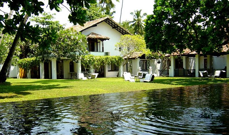 バワの魅力いっぱいのホテルたち。 SRI LANKA 大人スタイルの旅  ジェフリー・バワ建築を巡るスリランカ6日間