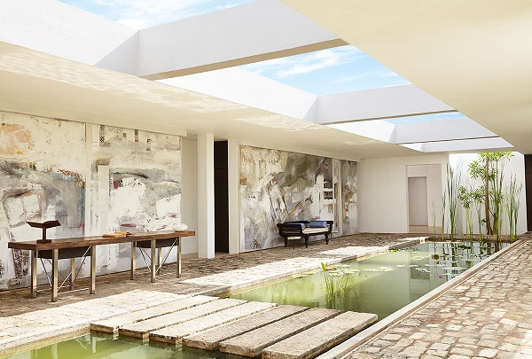 2つのバワX2つのスイートルームに泊まる。 SRI LANKA 大人スタイルの旅  ジェフリー・バワ建築を巡るスリランカ6日間