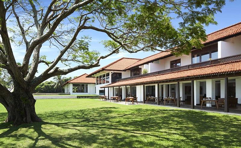バワの魅力いっぱいのホテルたち。 SRI LANKA 大人スタイルの旅  ジェフリー・バワ建築を巡るスリランカ6日間/ひとり旅