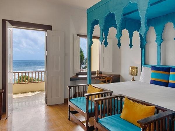 バワデザインに浸る2つのスイートルーム泊・大人スタイルのスリランカ旅6日間/ラグーン<バワスイート>+ライトハウス<選べるテーマスイート>+ナンバー11+ルヌガンガ+アマンガラでのランチ付