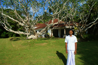 名古屋発/スリランカにある唯一無二のホテル達を巡る~バワの面影を探す旅8日間/カンダラマ+NO11+ルヌガンガ+アフンガラ+ライトハウス泊