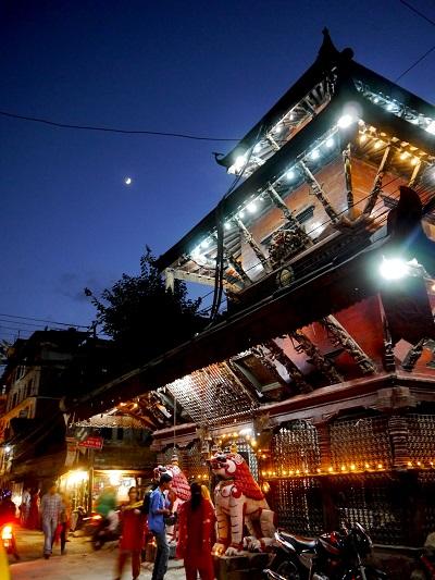 ヒマラヤの恵みたっぷりいただくネパール村めぐり♪パタン・アスタムコット/キャセイパシフィック航空利用/小さな村バンディプール・マナカマナも観光 7日間