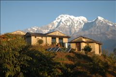 少し贅沢なネパール山歩きひとり旅♪アスタムコット・ポカラ・パタン/羽田発着 キャセイパシフィック航空利用/ヒマラヤ・星・大地に癒される6日間