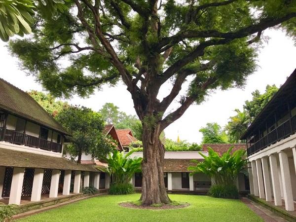 タイを見なおす旅~2つのホテルで過ごすゆったりチェンマイ/タマリンドビレッジ2泊+ラヤ・ヘリテージ2泊 マッサージ&ディナー付 大人旅6日間・羽田発着