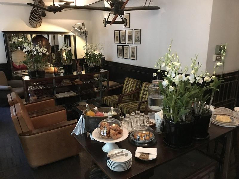 大人のバンコク 隠れ家ステイ/古き良き静かで上質なクラシカル・カボション泊ふたり旅 到着日の片道送迎・朝食・タイお料理教室付5日間