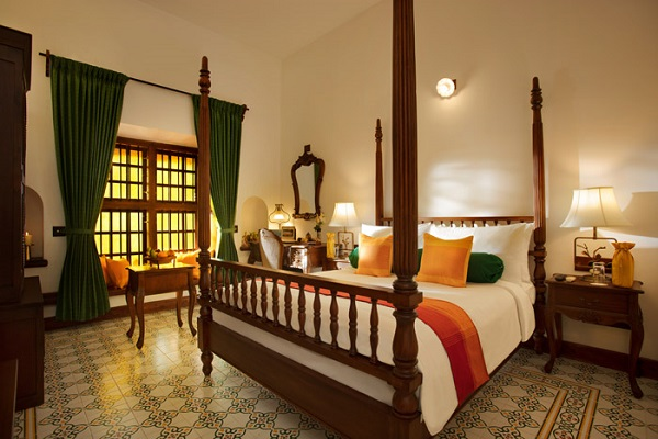 南インド ケララで過ごす南国時間~フォルテ・コーチン&クマラコムの自然派ホテル ココナツラグーン6日間/ハウスボート・ランチクルーズ付/人気のSQ利用・燃油チャージ込