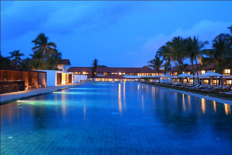 スリランカにある唯一無二のホテル達を巡る~バワの面影を探す旅7日間/カンダラマ+NO11+ルヌガンガ+ライトハウスはテーマスイートルーム泊