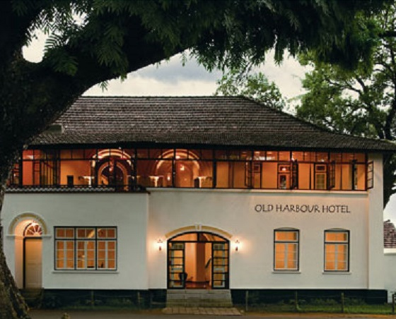 南インド ケララで過ごす南国時間~オールドハーバー&クマラコム・レイクリゾートに泊まるコーチン・アレッピー・クマラコム6日間/ハウスボート・ランチクルーズ付