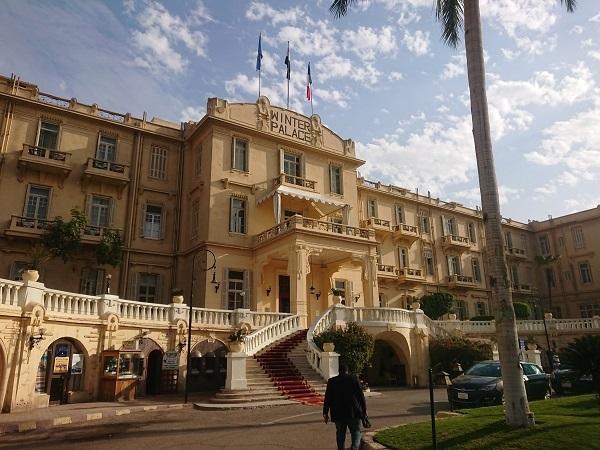 エジプト・タイムトラベル~過去と今 ふたつのオールドホテルに泊まるカイロ・ルクソール じっくり観光7日間~専用車&日本語ガイド付
