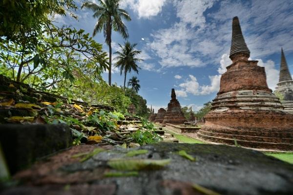 Love&Travel@Thailand<タイを見なおす旅~チャオプラヤが繋ぐバンコク・アユタヤ・トンブリ3つの王朝を巡る>バンコクのヘリテージポイントをガイドの案内でしっかり巡る大人の街歩き6日間
