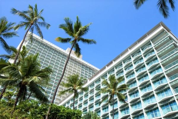 ♪日本航空で行く♪シェラトン・プリンセスカイウラニに泊まる☆ハワイ5日間